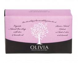 olivia zeep lavendel